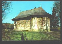 Biserica Humor / Humor Church - Mitropolia Moldovei Si Sucevei - Iasi - Roumanie