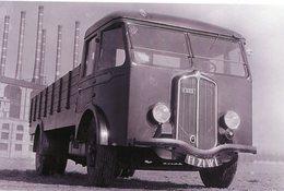 Camion Renault Type ABF 5cv 5.5 Tonnes De 1934     -  15x10 PHOTO - Camión & Camioneta