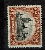 142 A  Dent. 15  **  35 - 1915-1920 Albert I