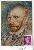 36688 Nederland, Maximum 1954 Self Portrait Of Vincent Van Gogh, Portrait Of Thye Artist - Arts