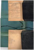 Scolaire Timbres à Encre Sciences Naturel I Le Corps Humain I 12 Pièces Numéroté De H1 à H12 Bouche Dent Poumon Os - Sciences & Technique