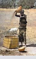 Afrique- BURKINA FASO Prés De KOUDOUGOU Geste Quotidien  *PRIX FIXE - Burkina Faso