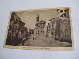 Asti - Tonco D'Asti Piazza Vittorio Emanuele - Asti