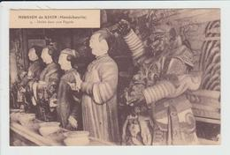 KIRIN - CHINE - CHINA - MISSION DE KIRIN - MANDCHOURIE - IDOLES DANS UNE PAGODE - Chine