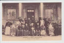 KIRIN - CHINE - CHINA - MISSION DE KIRIN - MANDCHOURIE - GROUPE DE PRETRES INDIGENES - Chine