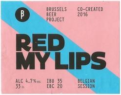 Etiket België 0531 - Beer