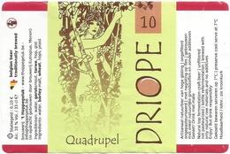 Etiket België 0539 - Beer