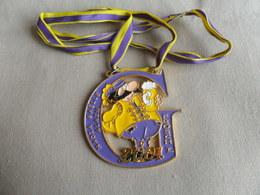 MEDAILLON   FROSCH  I   /   2001 - Carnaval