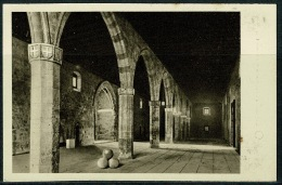 RB 1212 - Early Postcard - L'Ospedale L'infermeria - Rhodes Aegean Islands Greece Dodecanese - Greece