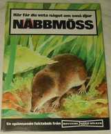 Här Får Du Veta Något Om Små Djur - Näbbmöss - Books, Magazines, Comics