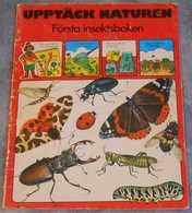 Upptäck Naturen - Första Insektsboken; Från 70-talet - Books, Magazines, Comics