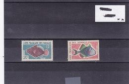 Usage Courant Neuf N°299/300 - Französich-Somaliküste (1894-1967)