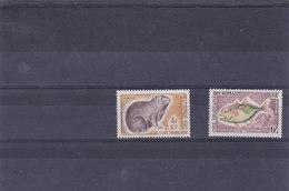 Usage Courant Neuf N°306/307 - Französich-Somaliküste (1894-1967)