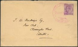 Brief INDIEN 1911, Pracht-Brief Der Weltweit Ersten Offiziellen Luftpostbeförderung überhaupt, Mit 2 A Von Allahabad 18. - Sonstige - Europa