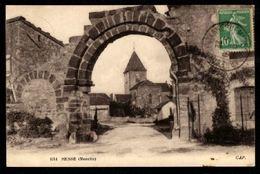 HESSE (Moselle) Porte - France