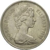 Monnaie, Grande-Bretagne, Elizabeth II, 10 New Pence, 1968, TB+, Copper-nickel - 1971-… : Monnaies Décimales