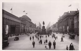 Ansichtskarte Von Berlin -Unter Den Linden Im Olympiaschmuck- - Mitte