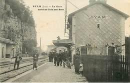 39 Syam ; La Gare - Andere Gemeenten