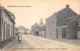 CPA -  Belgique, KEERBERGEN, Zicht Op Het Dorp - Keerbergen
