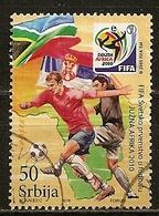 Serbia 2010 Football Soccer Obl - Serbia