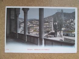 Sarajevo . Alifakovac Vom Rathaus - Bosnie-Herzegovine