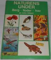 Naturens Under: Berg - Floder - Hav Av John Gilbert; Från 70-talet - Books, Magazines, Comics