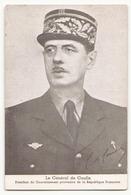 Le Général De Gaulle - Old Paper