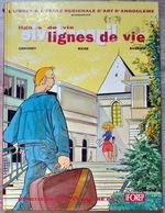 Bande-dessinée Lignes De Vie Par L'IFOREP D'Angoulème - Livres, BD, Revues