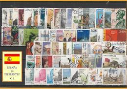 ESPAÑA  -  60 Diferentes - Lots & Kiloware (mixtures) - Max. 999 Stamps