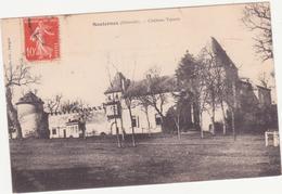 CPA -  SAUTERNES - Château YQUEM - France