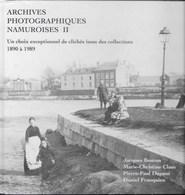 Archives Photographiques Namuroises II. Namur. Photos Anciennes. Meuse. Dandoy - Cultuur