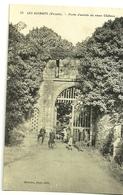 LES ESSARTS Porte Entrée Du Vieux Château. Moreau 10 - Les Essarts
