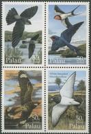 Palau 1995 Yvertn° PA LP 52-55 *** MNH Cote 7 Euro Faune Oiseaux Vogels Birds - Palau