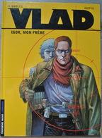 Bande-dessinée VLAD Igor Mon Frère - Livres, BD, Revues