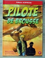 Bande-dessinée Pilote De Brousse - Livres, BD, Revues