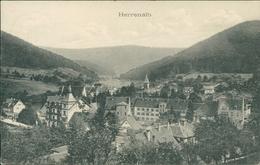 AK Bad Herrenalb, Teilansicht, O 1907 (31016) - Bad Herrenalb