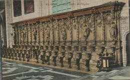 Vilvorde Les Stalles De L Eglise - Vilvoorde
