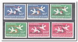 Guinee 1962, Postfris MNH, Birds - Guinee (1958-...)