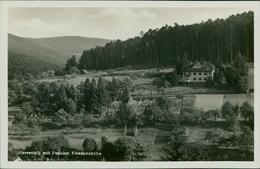 AK Bad Herrenalb Mit Pension Friedenshöhe, Um 1934 (31019) - Bad Herrenalb
