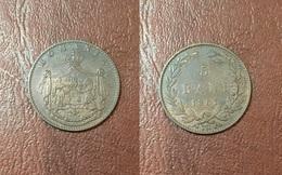 ROUMANIE - 5 Bani 1867 WATT & Co - Roumanie