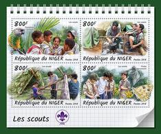 Niger. 2018 Scouts. (305a) - Scoutisme