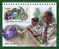 Niger. 2018 Scouts. (305b) - Scoutisme