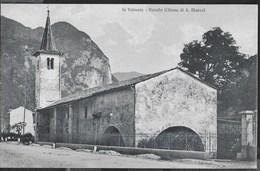 CHIESA DI S. MARCO - VARALLO VALSESIA - FORMATO PICCOLO - ED. ZANFA - NUOVA - Kerken En Kathedralen