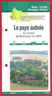 Fiches Randonnées Et Promenades, Le Pays Aubois, Le Circuit De Bercenay En Othe, Aube (10), Région Champagne Ardenne - Sports