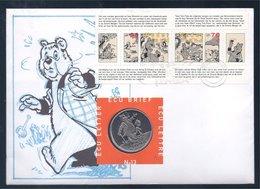 Nederland 1996 Lettre ECU Brief 13 Tom Poes En Heer Bommel (Marten Toonder) - Netherland