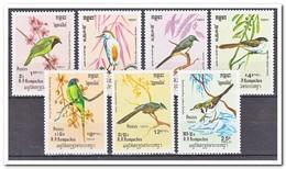 Cambodja 1984, Postfris MNH, Birds - Cambodja