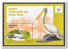 Vietnam 2013, Postfris MNH, Birds - Vietnam