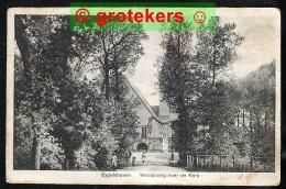 EYGELSHOVEN Wandelweg Naar De Kerk Ca 1927 - Autres
