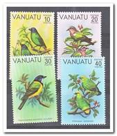 Vanuatu 1981, Postfris MNH, Birds - Vanuatu (1980-...)