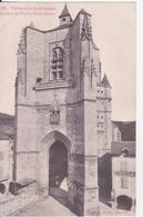 CPA - 399. VILLEFRANCHE DE ROUERGUE - Clocher De L'église Notre Dame - Villefranche De Rouergue